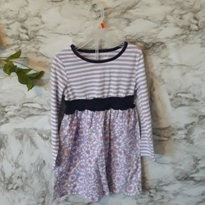 Healthtex purple kids dress